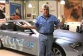 BMW Hydrogen Car & Jay Leno