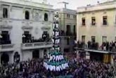 Largest Human Tower