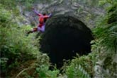 Cave Jumping