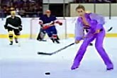 Figure Skater Ice Hockey