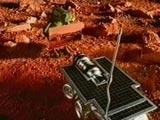 Mars Rover - HP