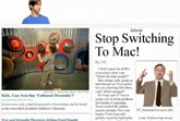 Stop Switching To Mac!