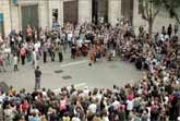 Symphony Orchestra Flash Mob - Sabadell (Spain)