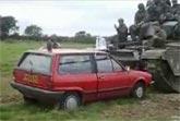 Tank Vs Volkswagen